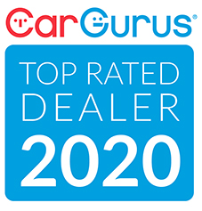 2020 Top Rated Dealer By Carfax