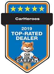2019 Top Rated Dealer By Carfax
